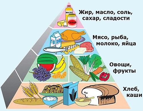 правильное питание для 13 лет